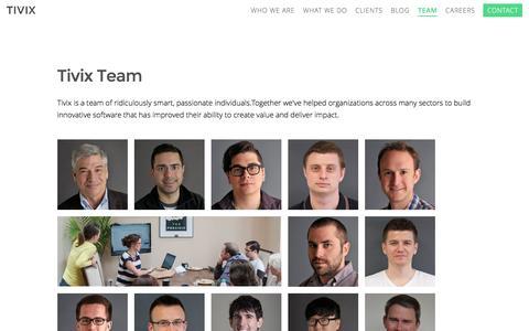 Team   Tivix