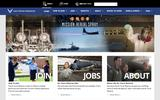 Old Screenshot US Air Force Reserve Home Page