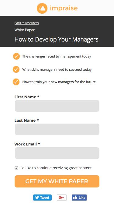 White Paper: How to Develop Your Managers
