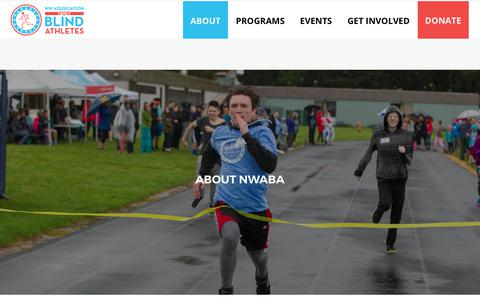 Screenshot of About Page nwaba.org - About | NWABA - captured Oct. 22, 2017