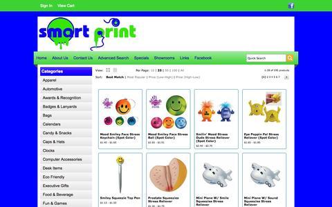 Screenshot of Team Page smartprintpromotions.com - Smart Print Promotions, LLC. - People - captured Oct. 26, 2014
