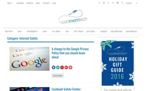 Internet Safety Archives | Cool Mom Tech