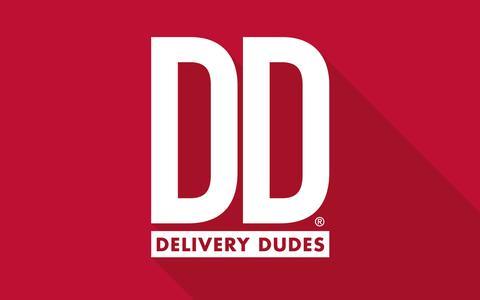 Screenshot of Home Page deliverydudes.com - Delivery Dudes - Restaurant Food Delivery - Nation's Premier Concierge and Courier Service - captured Jan. 26, 2015