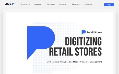 In Store Analytics - Retail WiFi Analytics & Mobile Engagement Platform