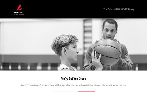 Homepage - The Official BSN SPORTS Blog