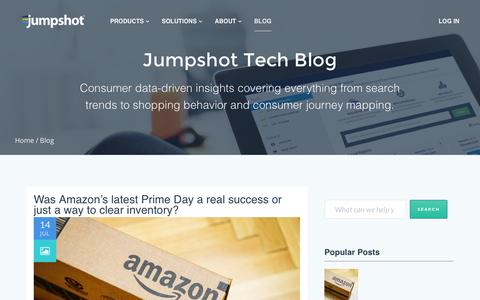 Marketing and Tech Blog | Technology Articles | Jumpshot