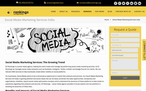 SMO Services, Social Media Marketing Company, Social Media Agency