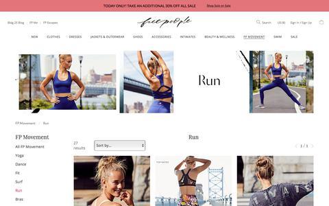 Run | Free People