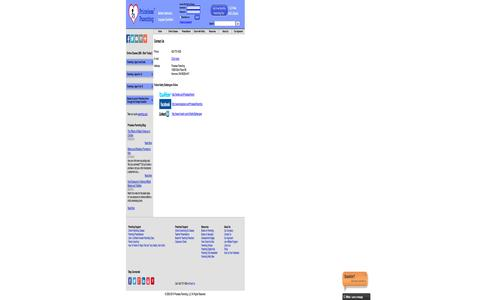 Screenshot of Contact Page pricelessparenting.com - Priceless Parenting - Contact Us - captured Sept. 30, 2014