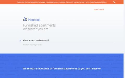 Nestpick - Discover and rent your next home entirely online