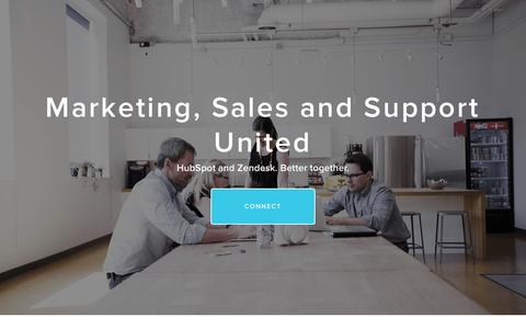 HubSpot Software Integrations | Zendesk