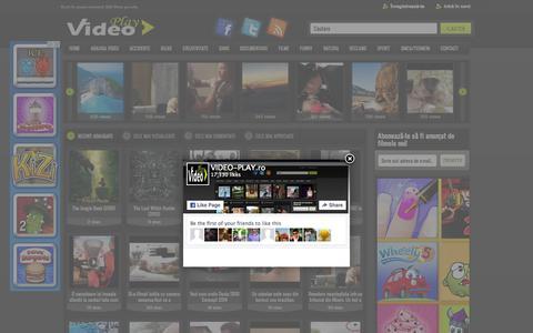 Screenshot of Home Page video-play.ro - VIDEO-PLAY|FAZE DE RAS|VIDEO DE RAS|VIDEO FUNNY - captured Sept. 20, 2015