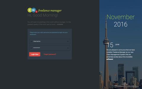 Screenshot of Support Page ipixel-design.co.uk - I-Pixel - captured Nov. 17, 2016
