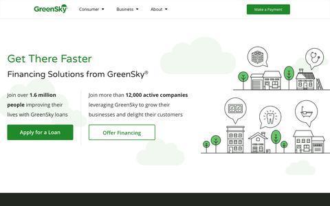 GreenSky | Fast, Easy Personal Loans