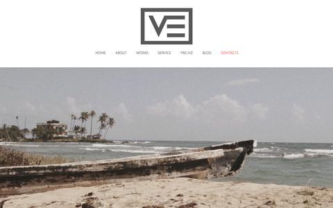 Screenshot of Home Page vietnamestudio.com - vietnamestudio Home » vietnamestudio - captured Feb. 23, 2016