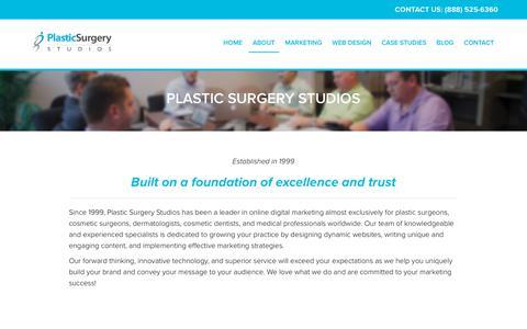 About Us   Plastic Surgery Studios