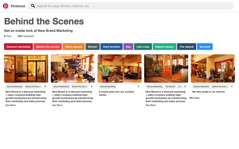 8 best Behind the Scenes images on Pinterest | Inbound marketing, Behind the scenes and Office spaces