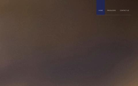 Screenshot of Home Page indigowine.com - Indigo Wine | Importers Of Artisanal Wines - captured Jan. 8, 2016