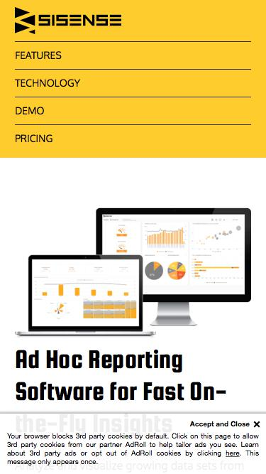 Ad Hoc Reporting Software