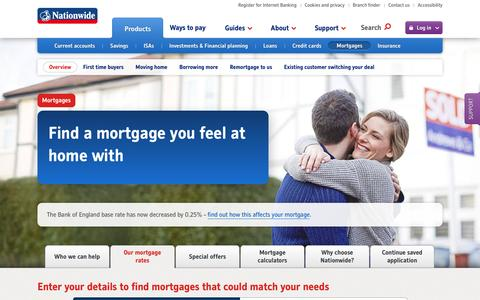 Our Best Mortgage Rates | Nationwide