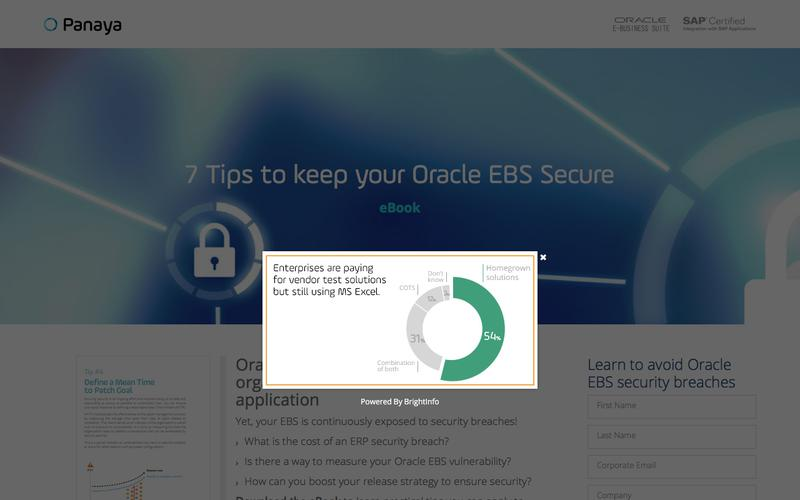 7 Tips to Keep Your Oracle EBS Secure - eBook
