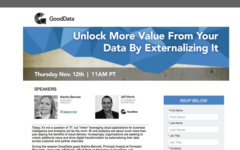 Unlock More Value from Your Data by Externalizing It