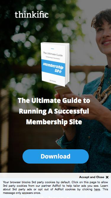 The Ultimate Guide To Running A Membership Site