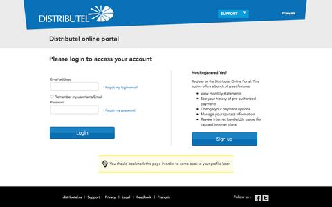 eCare : Registration