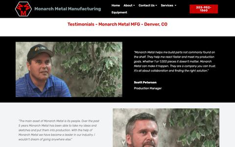 Screenshot of Testimonials Page ebidme.com - Testimonials - captured Dec. 16, 2018