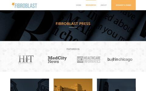 PRESS | Fibroblast