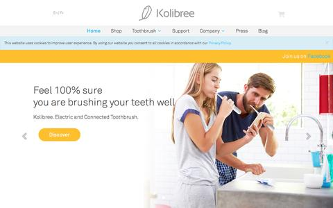 The Best Interactive Electric Toothbrush With App | From Kolibree