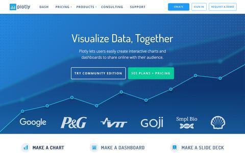 Visualize Data, Together