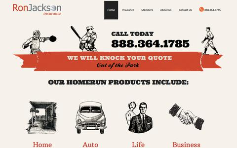 Ron Jackson Insurance Agency – Outstanding Michigan Insurance Agents