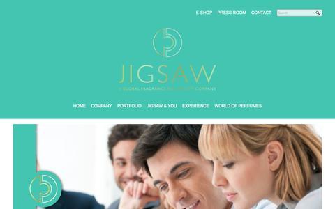 Screenshot of Testimonials Page jigsawesl.com - Testimonials   Jigsawesl - captured Sept. 30, 2014