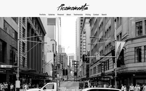 picomoments