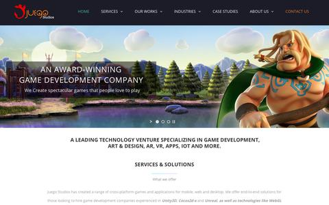Game Development Company India, USA, UK | Game Development Outsourcing