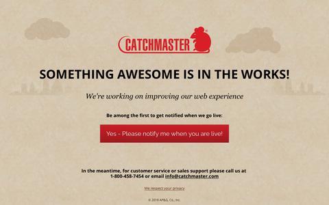 Catchmaster Pro