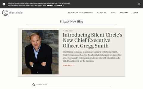 Blog | Silent Circle