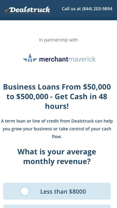 Merchant Maverick - Dealstruck