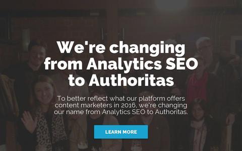 Keyword Ranking API - Analytics SEO