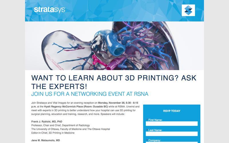 Stratasys - 3D Printers