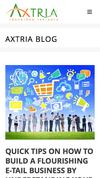 New Landing Page Axtria - Ingenious Insights