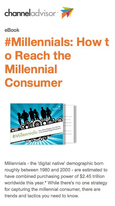 #Millennials: How Online Retailers Can Get Hip to the Greatest (Digital) Generation