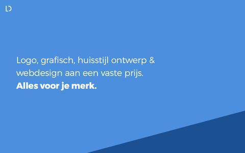 Logo, grafisch en huisstijl ontwerp & webdesign van LogoDebut