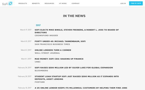 News Articles Archive | Page 2 of 15 | SoFi