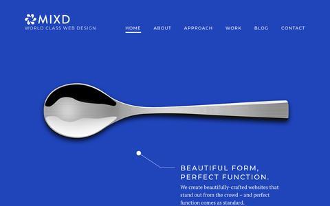 Mixd - World Class Web Design Harrogate