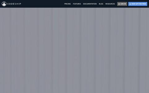 Screenshot of Jobs Page codeship.com - Jobs | Codeship - captured Dec. 26, 2015