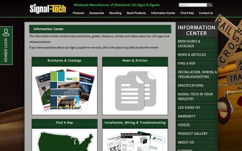 LED Sign Information Center | LED Sign Information | LED Sign Documents | LED Sign Help Documentation