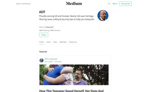 ADT – Medium