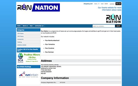 Screenshot of About Page runnation.co.uk - Run Nation About Us - captured Sept. 30, 2014